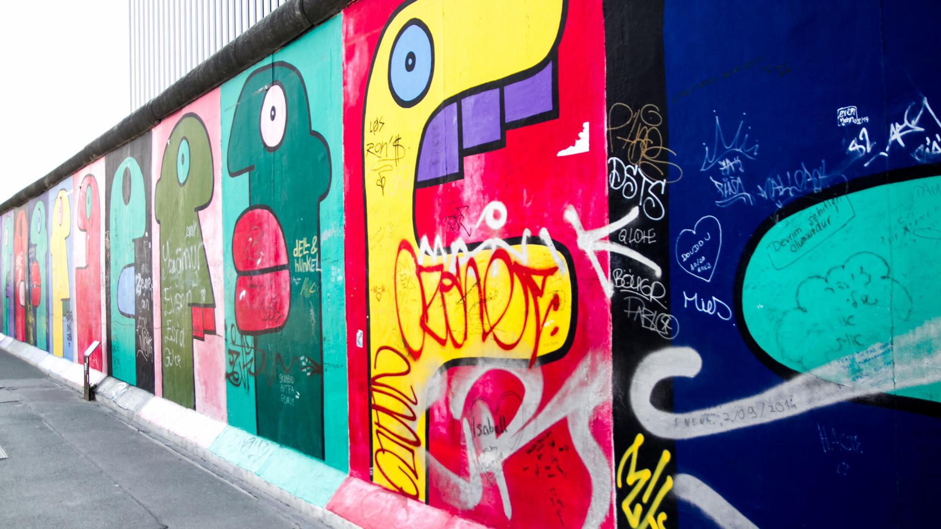 Mur de Berlin 2