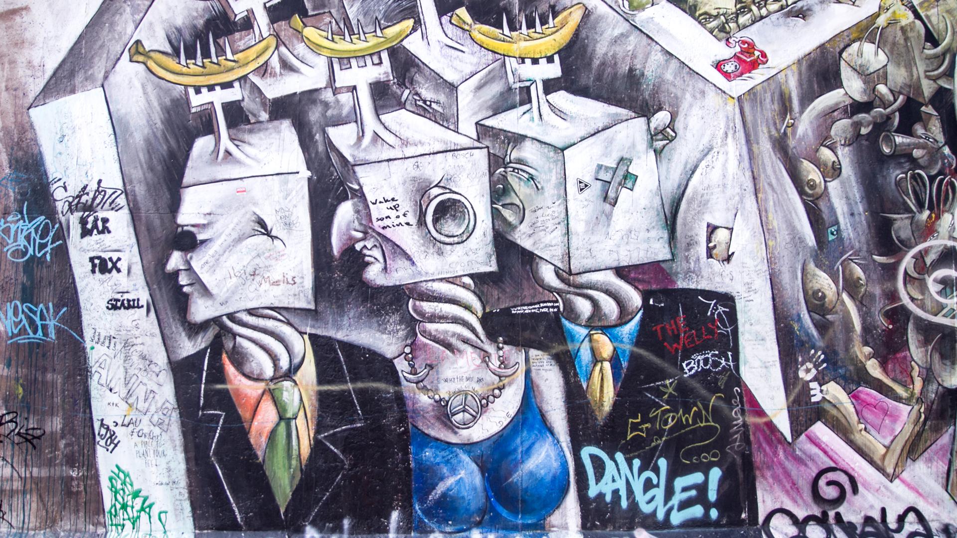 Mur de Berlin 3