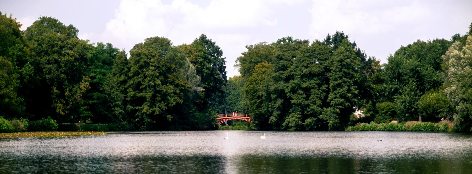 Château de Charlottenburg - Panorama