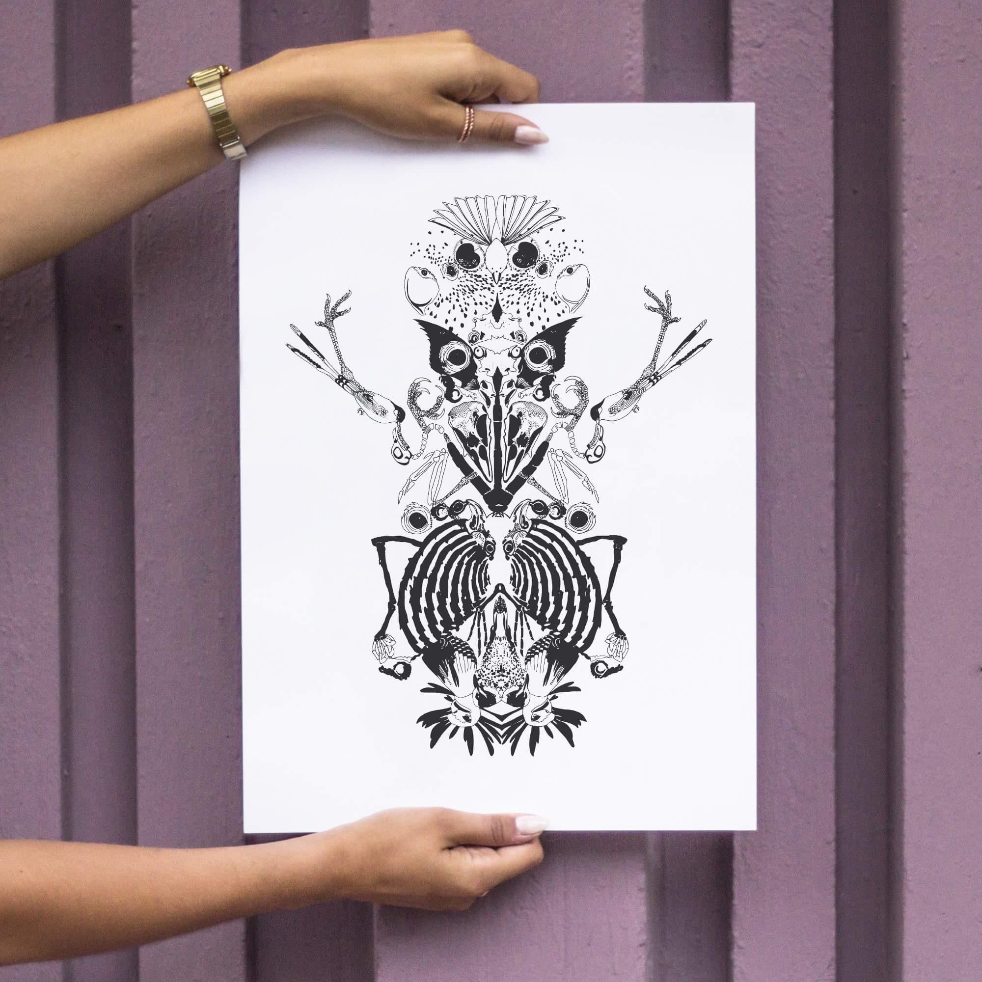 LaureMjoy x EstelleTestForYou - Poster 2
