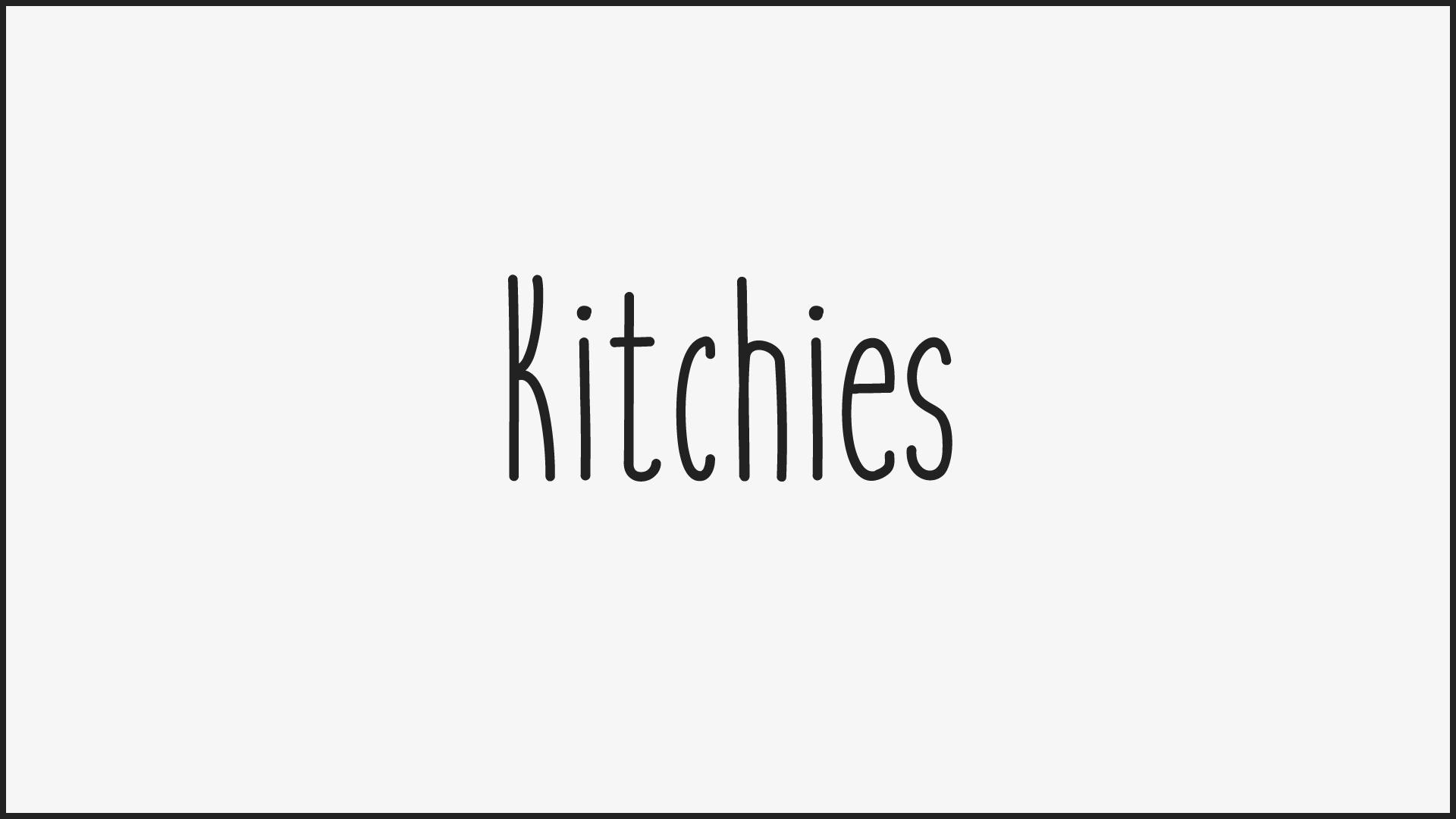 Kitchies