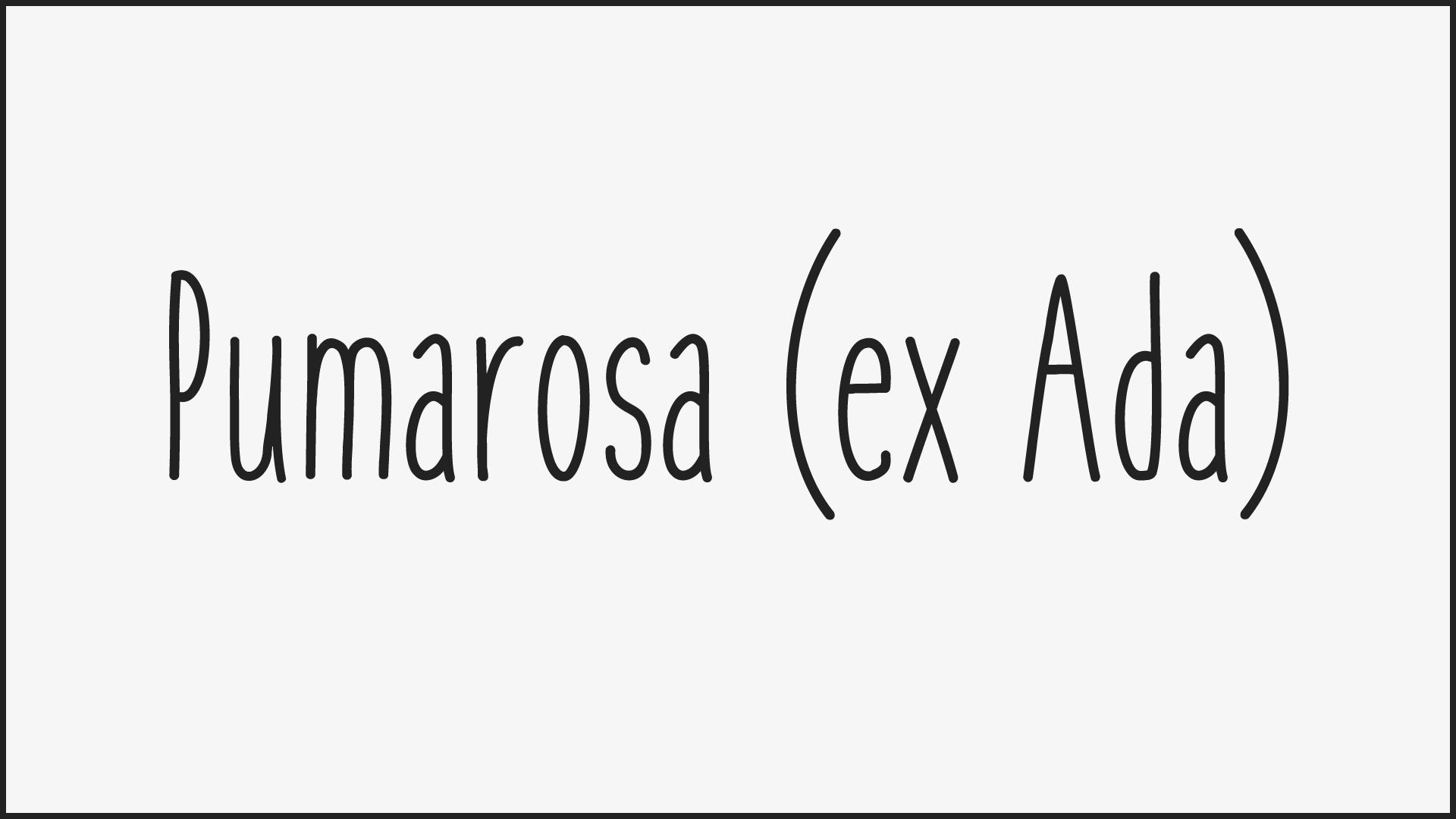 Pumarosa (ex Ada)